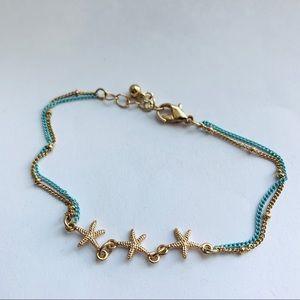 Lauren Conrad Starfish Bracelet